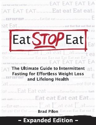 eat stop eat by brad pilon