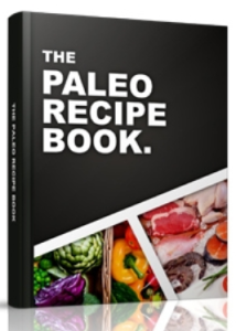 the paleo recipe book by Sébastien Noël