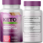keto bodytone label