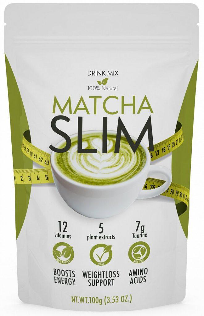 Matcha Slim Revisão